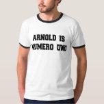 Arnold es Uno de Numero Playera