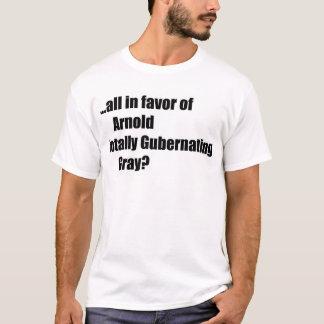 Arnold Gubernates Gray T-Shirt