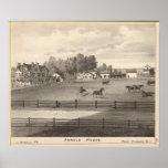 Arnold House, Point Pleasant, NJ Print