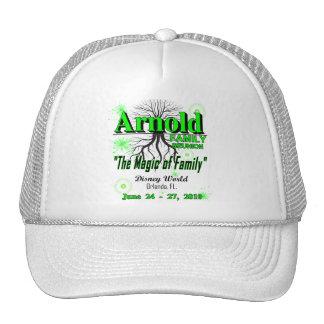 "Arnold Reunion Baseball cap - ""magic"" Trucker Hat"