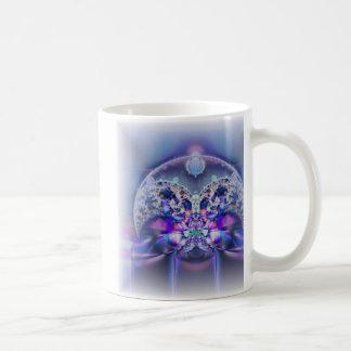 Arnold's Fractal Crescent V 1  Mug