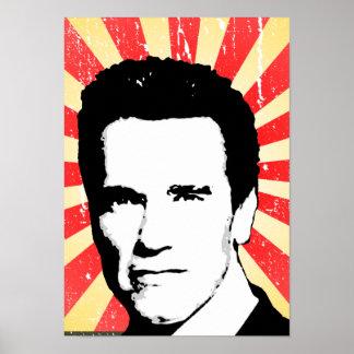 Arnold Schwarzenegger 1 Poster