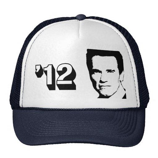 Arnold Schwarzenegger 2012 Trucker Hat