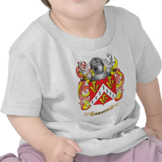Arnot Coat of Arms (Family Crest) Shirts