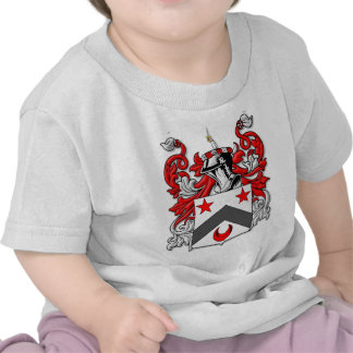 Arnot Coat of Arms T Shirts