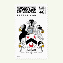 Arnott Family Crest Stamps