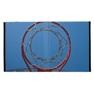 Aro de baloncesto de acero