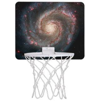 aro de baloncesto de la galaxia del @Whirlpool Canastas Mini