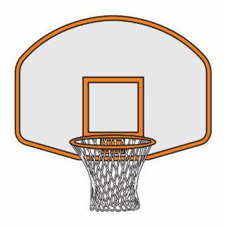 aro de baloncesto esculturas fotograficas