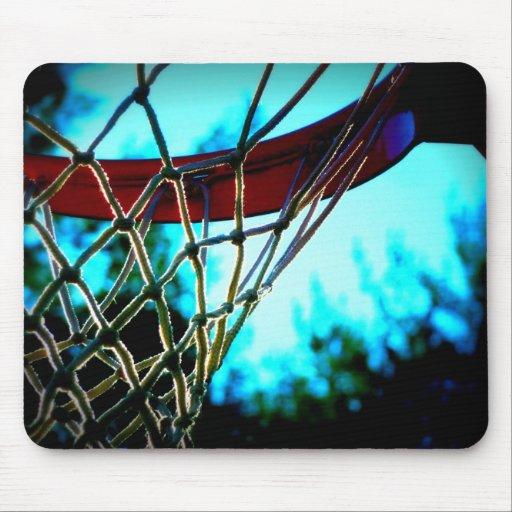 Aro de baloncesto Mousepad