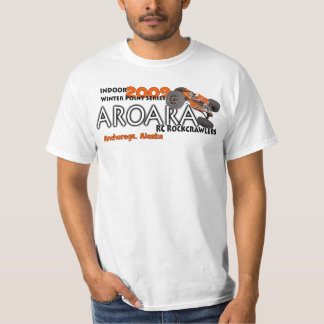 AROARA RC Rockcrawlers Point Series Shirts