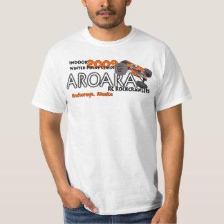 AROARA RC Rockcrawlers Point Series Shirts