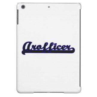 Arofficer Classic Job Design iPad Air Covers