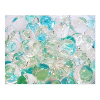 Aroma Jelly Bubble Postcard