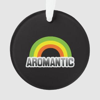 Aromantic Pride Ornament