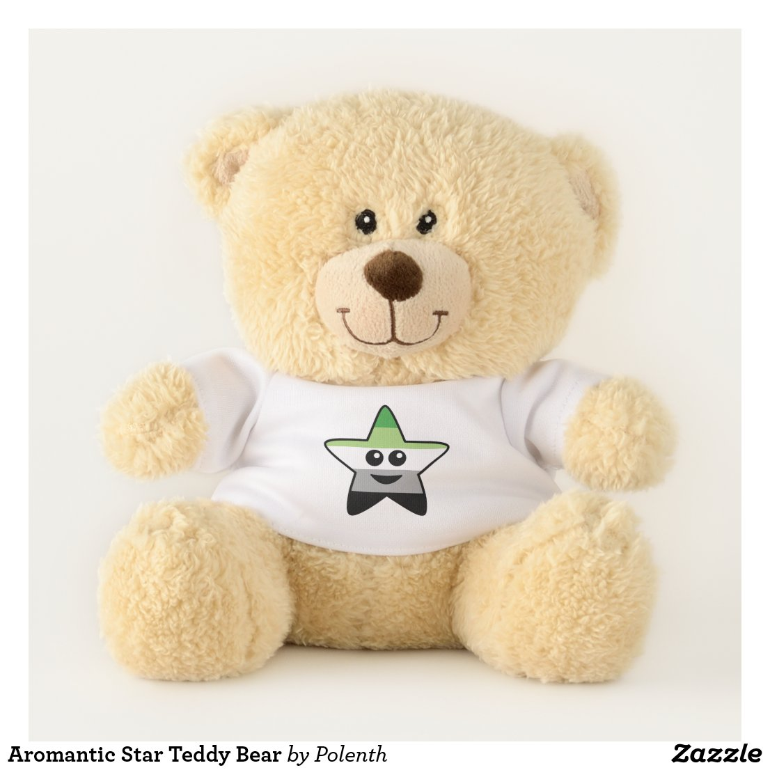 Aromantic Star Teddy Bear