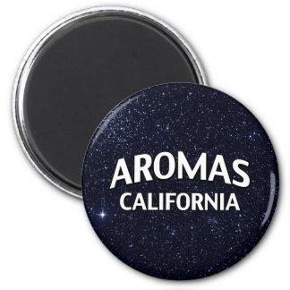 Aromas California Imanes