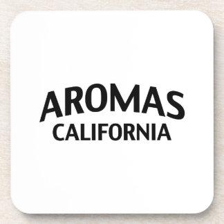 Aromas California Posavasos De Bebidas