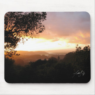 Aromas Sunset Mouse Pad