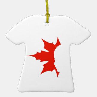 Aromatherapy Adorno De Cerámica En Forma De Camiseta