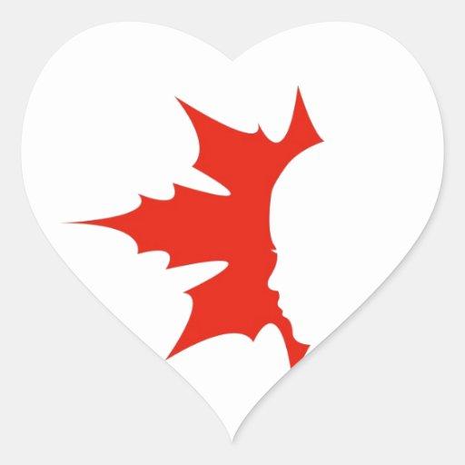 Aromatherapy Pegatina En Forma De Corazón
