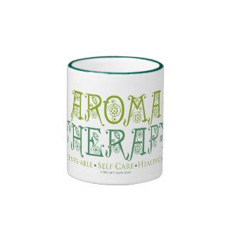 AromaTherapy Ringer Mug, 15oz Ringer Mug