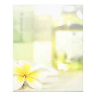 Aromatherapy Spa Skin Care Massage Salon Flyer