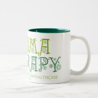 AromaTherapy Two Tone 15oz Mug