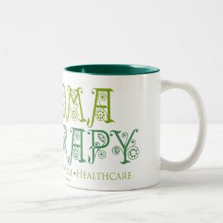 AromaTherapy Two Tone 15oz Mug