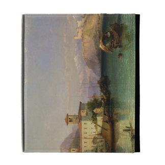 Arona y el castillo de Angera, lago Maggiore, 185