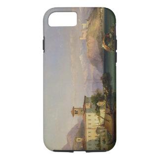 Arona y el castillo de Angera, lago Maggiore, 185 Funda iPhone 7