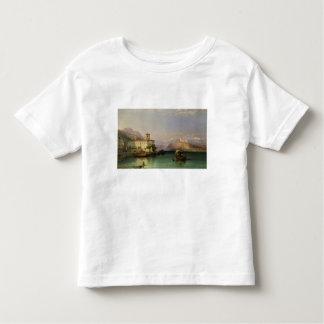 Arona y el castillo de Angera, lago Maggiore, 185 Tshirt