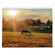 Arondel Equestrian 2021 Calendar