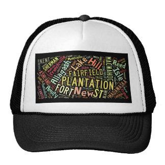"""""""Aroostook County"""" Cap Hat"""