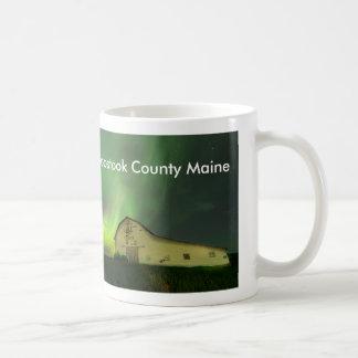 Aroostook County Maine Mug