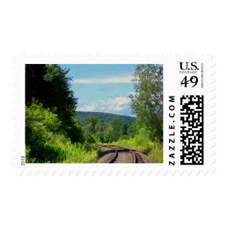 Aroostook Rails Stamp
