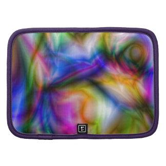 Arora Borialus Marbleized Colors Organizer