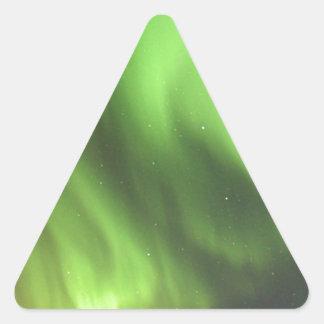 Arora Pegatina Triangular