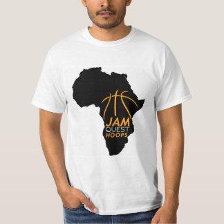 Aros África de JamQuest Playera