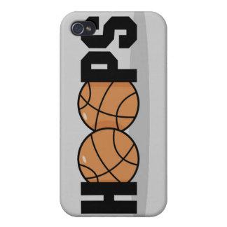 Aros baloncesto y regalos iPhone 4 funda