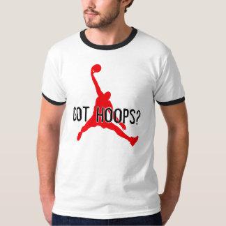 Aros conseguidos - baloncesto polera