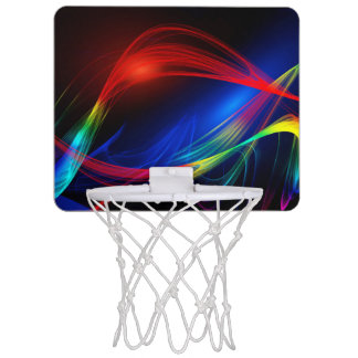 Aros de baloncesto del arte 10 del fractal mini minicanastas
