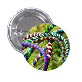 Aros de Hula Pin Redondo 2,5 Cm