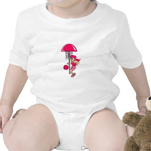 Aros de los chicas trajes de bebé