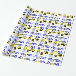 aros del tiroteo de happy2bee papel de regalo