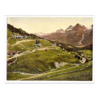 Arosa, general view, Grisons, Switzerland vintage Post Cards