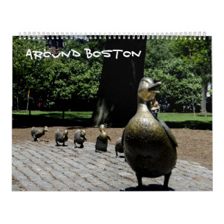 around boston calendar