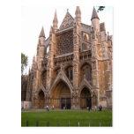 Around Britain,   Canterbury Cathedral Postcard