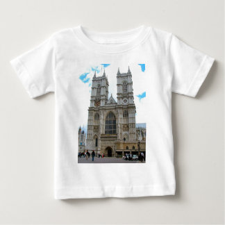 Around Britain,   Westminster Abbey Baby T-Shirt