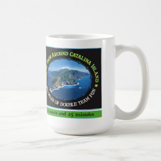 Around Catalina Island Relay Swim Mug